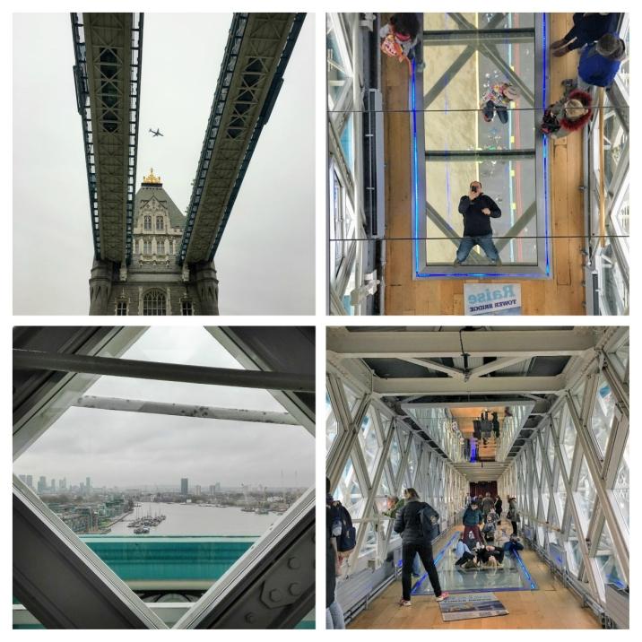Tower Bridge - Interior pasarelas