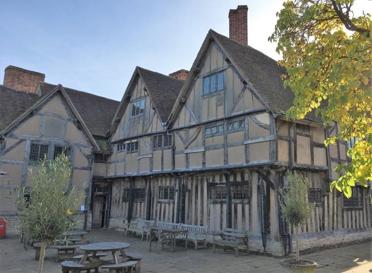 Hall' s Croft - SUA