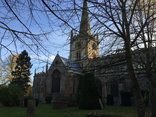 Holy Trinity Church - SUA 1