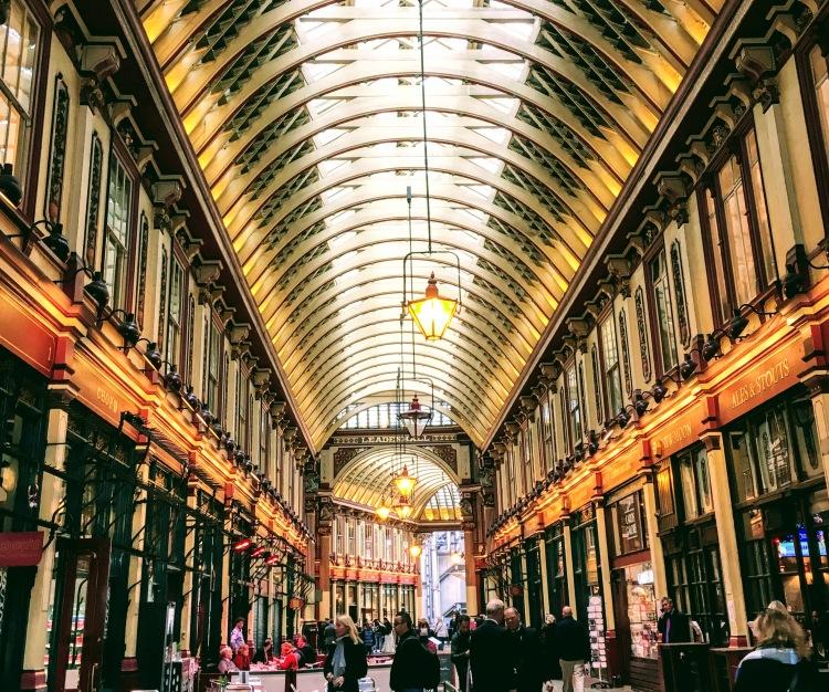 Londres - Leadenhall Market