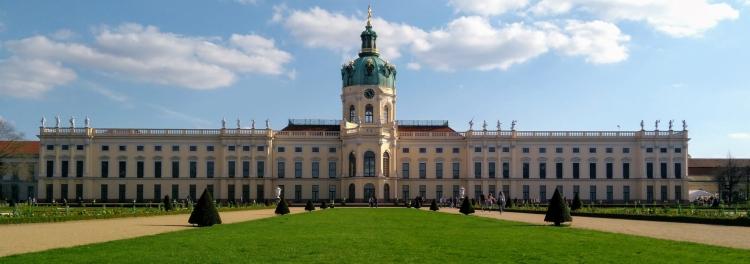 Schloss Charlottenburg - 1