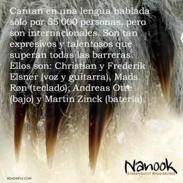 ALBUM NANOOK